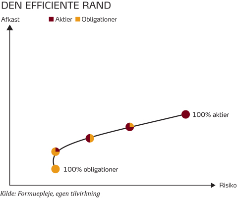 Den efficiente rand